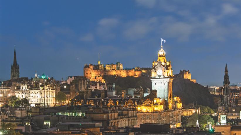 Edinburgh: Treue Hunde, mordende Tischler und Harry Potter