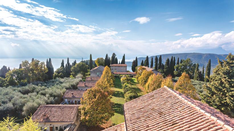 Eremo di San Giorgio: Gemeinsam einsam