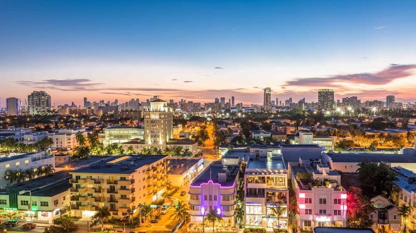 Miami: Wie ein Kreuzberg unter Palmen