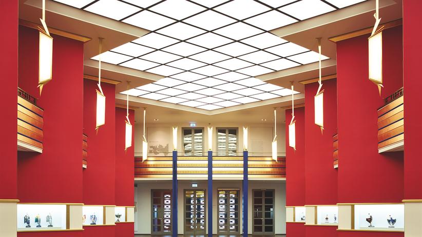 Grassimuseum in Leipzig: Im Palast des guten Stils