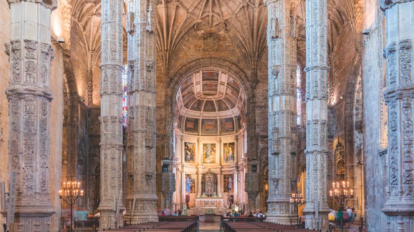 Hieronymitenkloster: König Manuels Mission