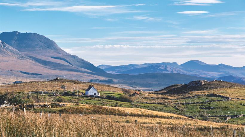 Hochland Von Schottland Wilder Höher Weiter Zeit Online