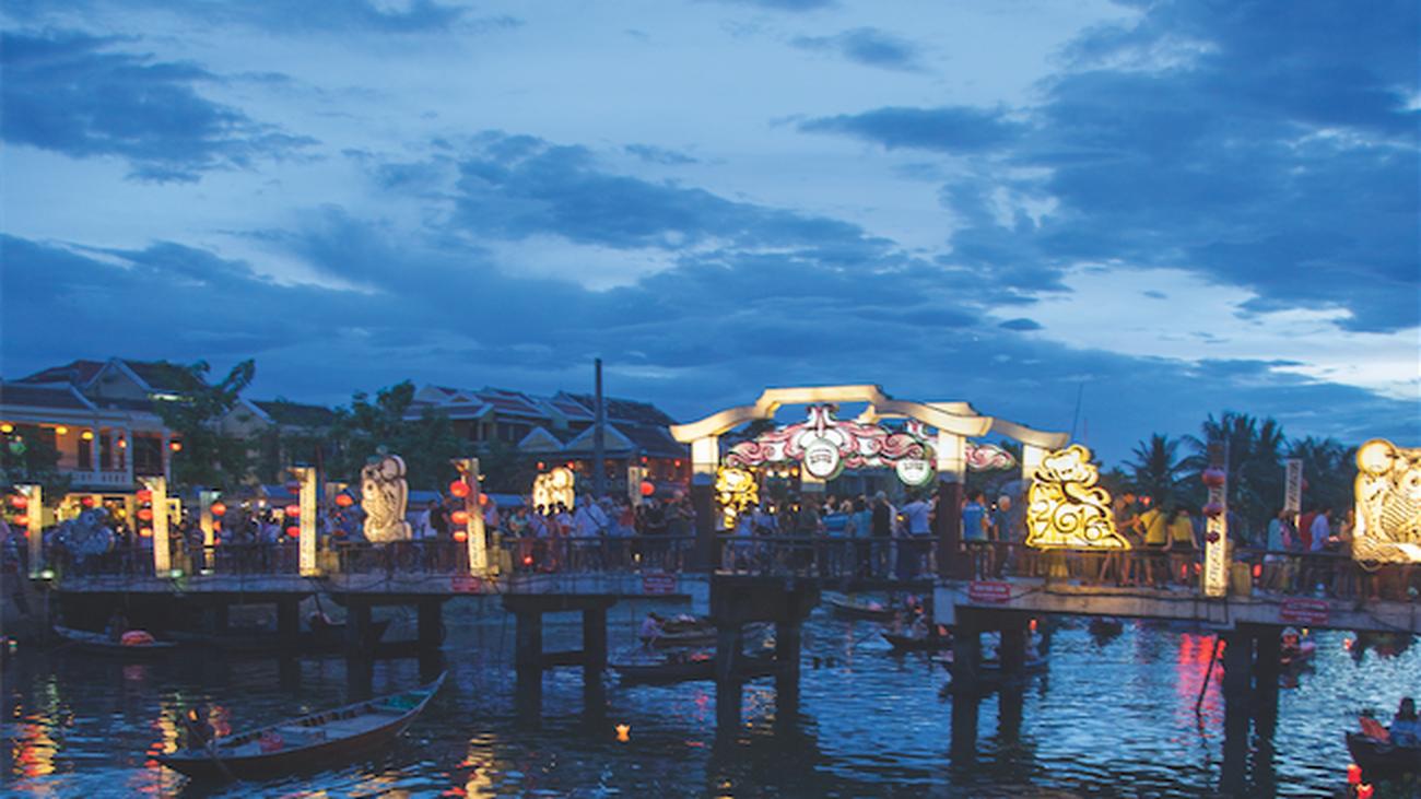 Hoi An: Eine Stadt wie eine Kuschelecke