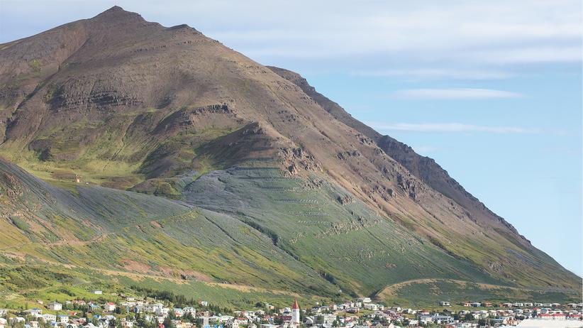 Island: Die Wiedergeburt von Siglufjörður
