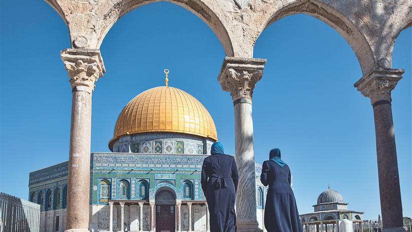 Jerusalem: Ganz nah bei Gott