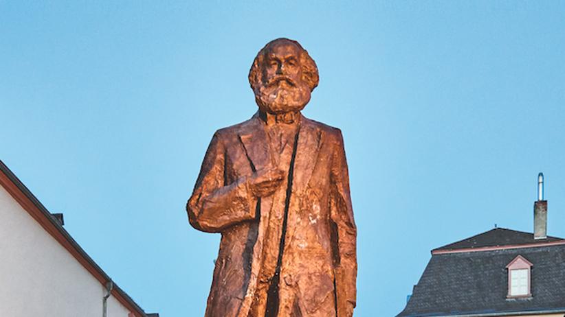 Karl Marx: Ein Mann und sein Kapital