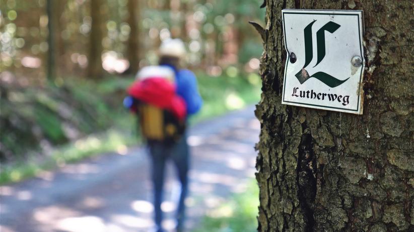 Lutherweg: Schritt halten mit Luther