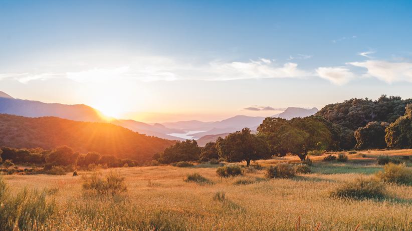 Málaga: Andalusien ist eine Uhrzeit