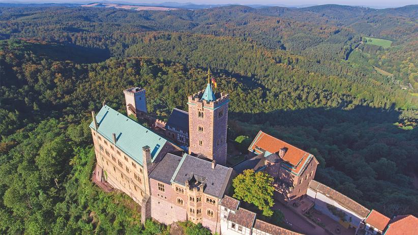Martin Luther: Der Rebell auf der Wartburg