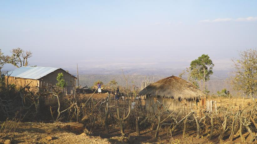Massai: Wo ist das Ende der Welt?