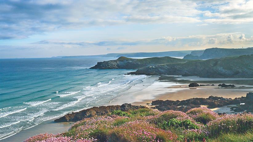 Newquay: Das Leben ist ein Strand