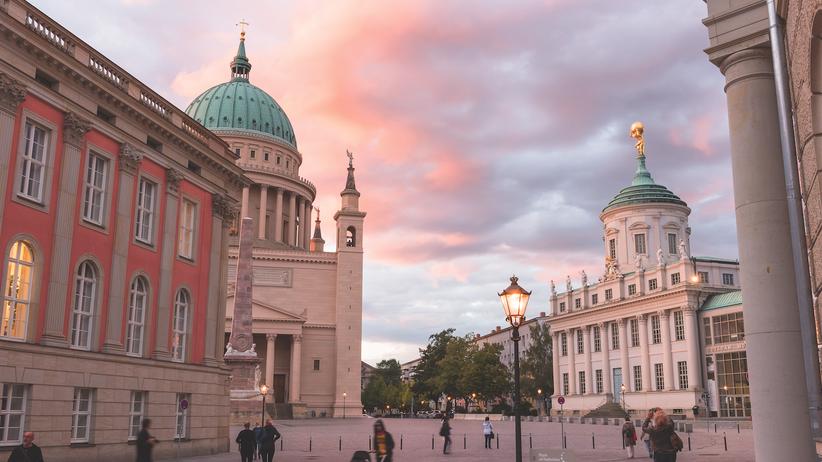 Brandenburg: Hauptstadt Potsdam
