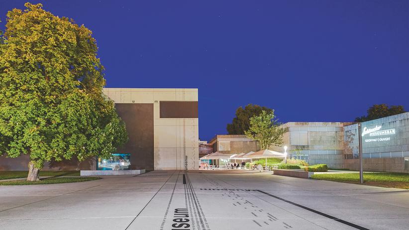 Saarlandmuseum: Ein Museum wächst an sich selbst