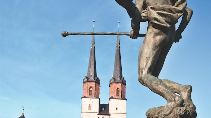Sachsen-Anhalt: Happy in Halle