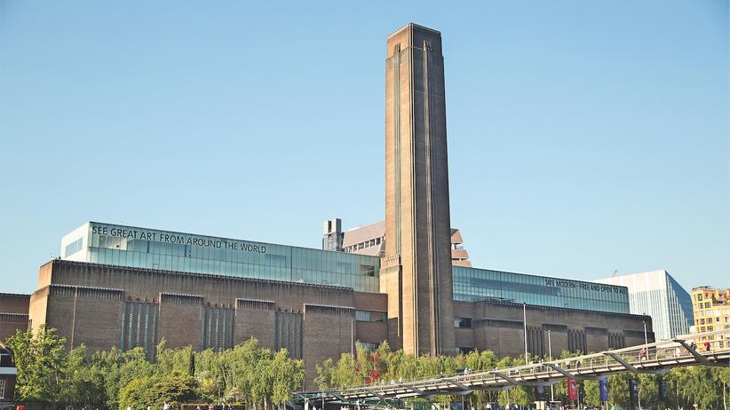 Tate Modern: Das Kunstkraftwerk