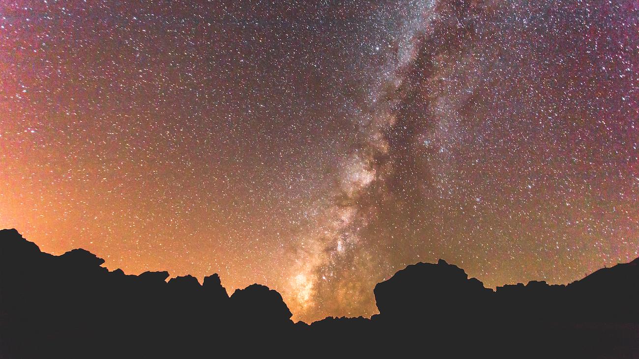 Teide: Das Milliarden-Sterne-Haus