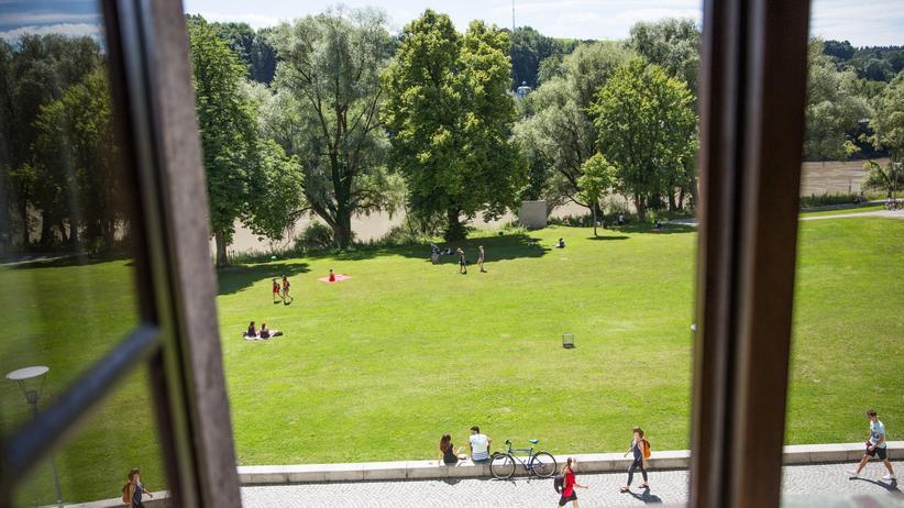 Universität Passau: Die Inn-Uni