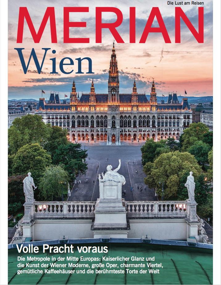 Wien: Dieser Artikel stammt aus MERIAN Heft Nr. 02/2018