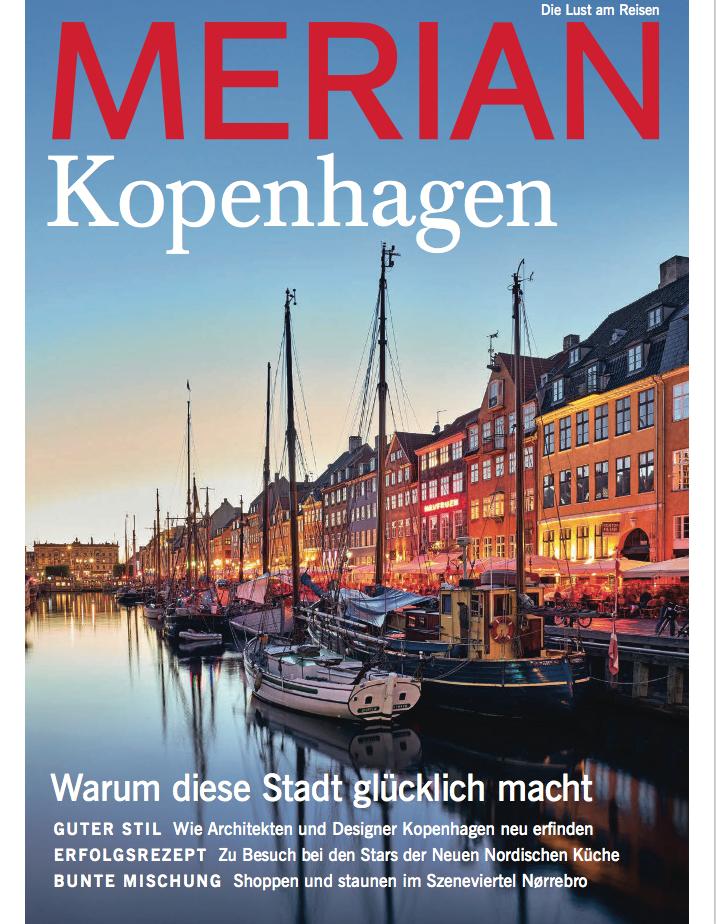 Dänisches Design: Dieser Artikel stammt aus MERIAN Heft Nr. 05/2018