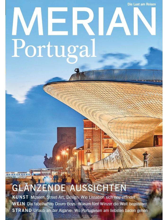 Algarve: Dieser Artikel stammt aus MERIAN Heft Nr. 06/2019