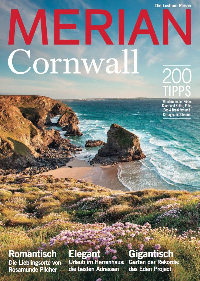 Cornwall: Dieser Artikel stammt aus MERIAN Heft Nr. 09/2017