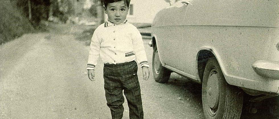 Kinderfoto von Cem Özdemir