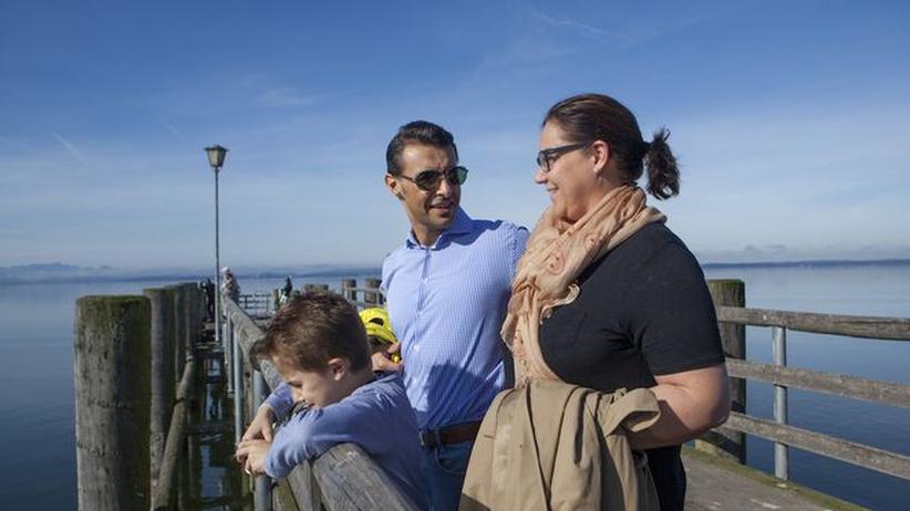 Wer darf leben?: Familie Erdinger: der erste Sohn Lars, Richard und Lisa