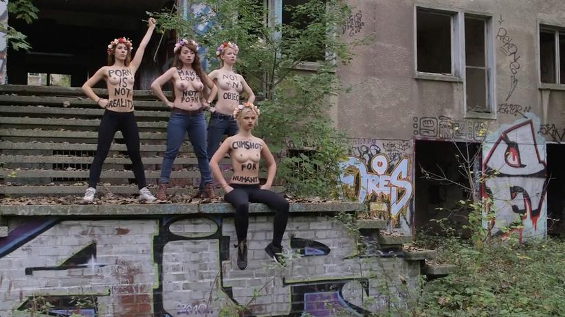 Femen: Vom System geschluckt