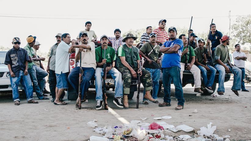 Drogenkrieg in Mexiko: Die Zeugen von Iguala