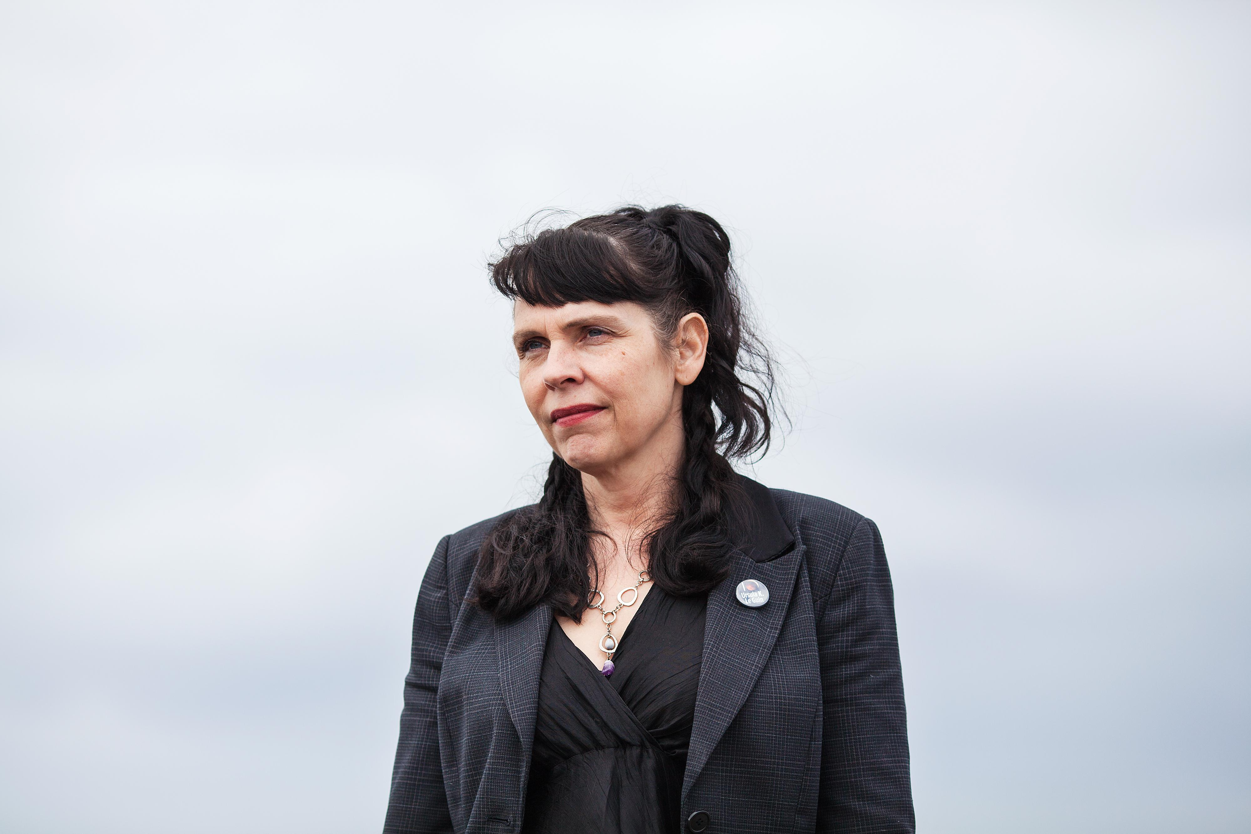 Island: Birgitta Jónsdóttir