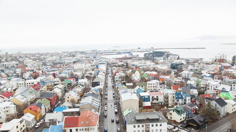 Island: Reykjavík