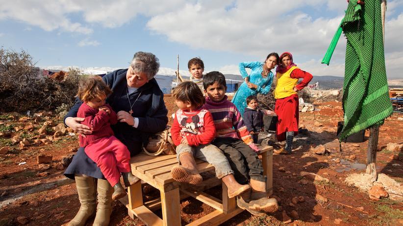 Flüchtlinge im Libanon: Das Wunder von Deir al-Ahmar