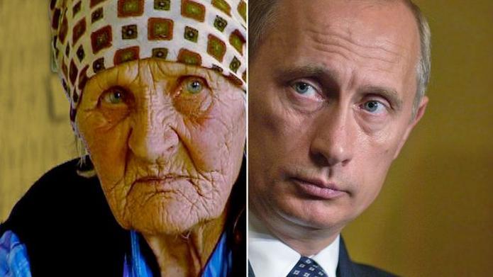 vera putina 89 landmaschinen mechanikerin wladimir putin 62 staatsprsident laif - Putin Lebenslauf