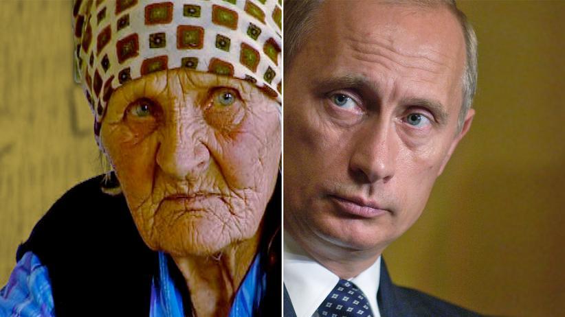 Vladimir Putin Vera Putina S Lost Son Zeit Online