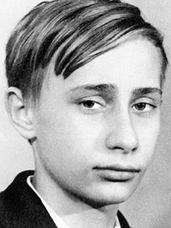 der 14 jhrige putin aus seiner offiziellen biografie heyne verlag - Putin Lebenslauf