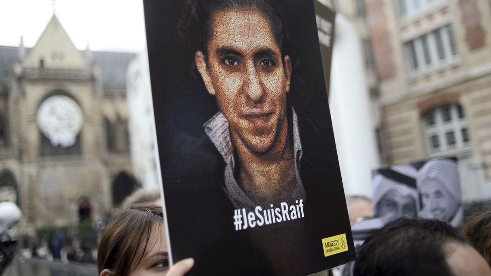 Laudatio auf Raif Badawi, Deutsche Welle, Folter, Meinungsfreiheit, Blogger, Saudi Arabien, Raif Badawi