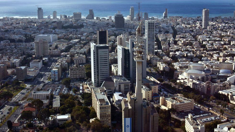 Tel Aviv: Der Vogelkäfig