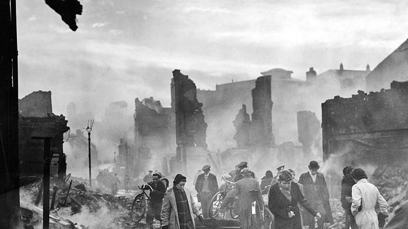 Zweiter Weltkrieg: Europas Schreckensnächte