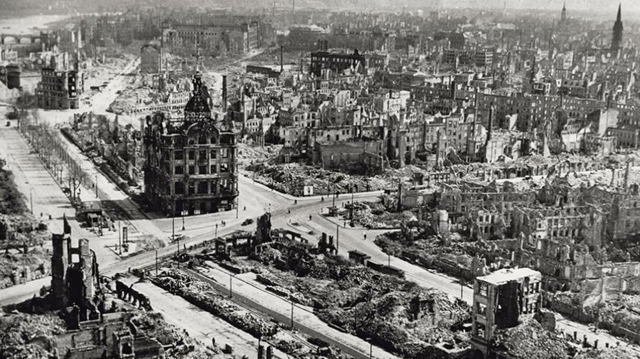 Bildergebnis für Warschau nach Bomben