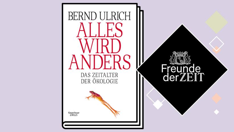 Freunde der ZEIT: Buchverlosung: Gewinnen Sie ein handsigniertes Buch von Bernd Ulrich