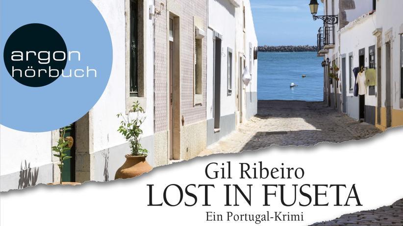 Freunde der ZEIT: Kostenloses Hörbuch für Abonnenten: »Lost in Fuseta« von Gil Ribeiro