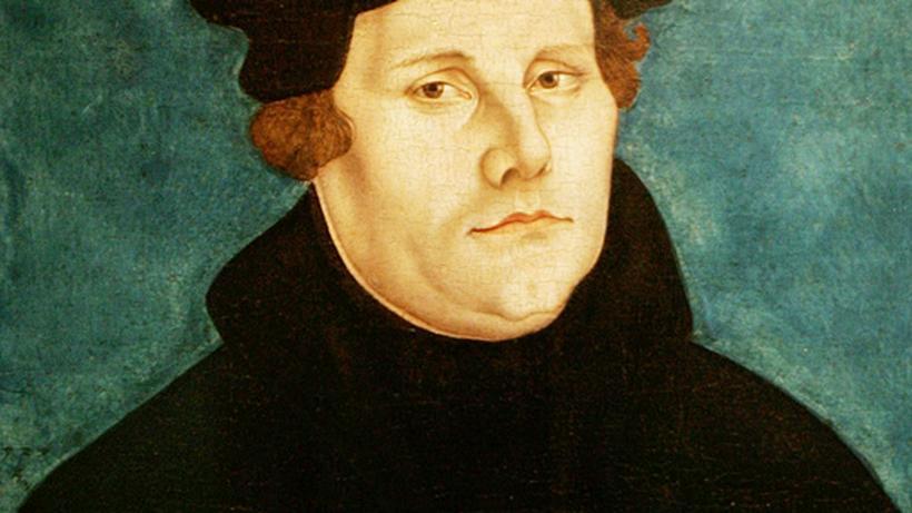 Eine Neue Welt Martin Luther Zeit Online