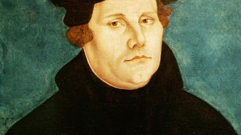 Eine neue Welt: Martin Luther