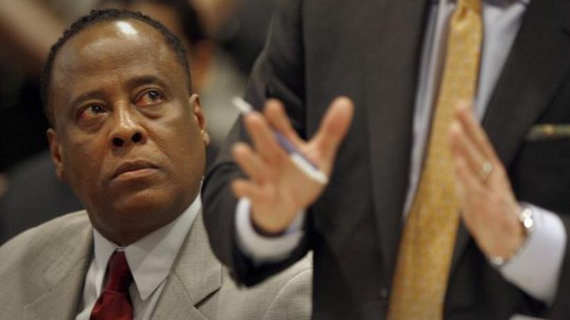 """Michael Jackson: Leibarzt Murray plädiert auf """"nicht schuldig"""""""