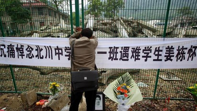 China: Aktivist sagt Wahrheit über tote Kinder – fünf Jahre Haft