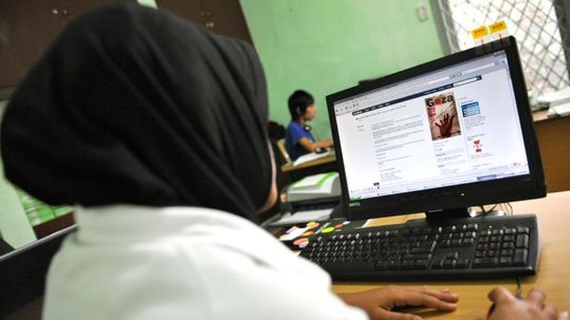 Atheismus in muslimischen Ländern: Eine Muslimin aus Indonesien auf Facebook