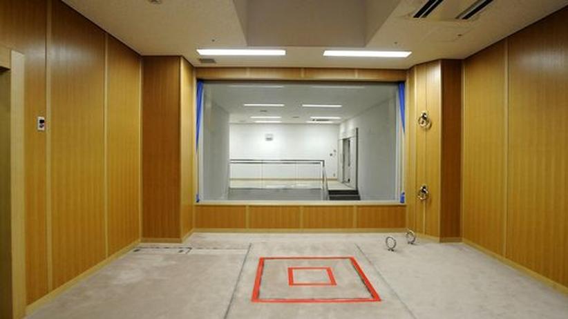 Todesstrafe: Japan zeigt erstmals seine Hinrichtungskammern