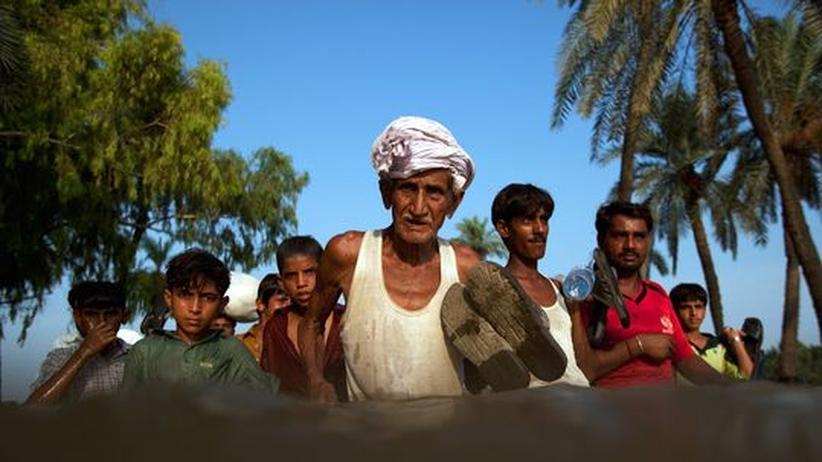 Hochwasser in Pakistan: Die vergessene Katastrophe