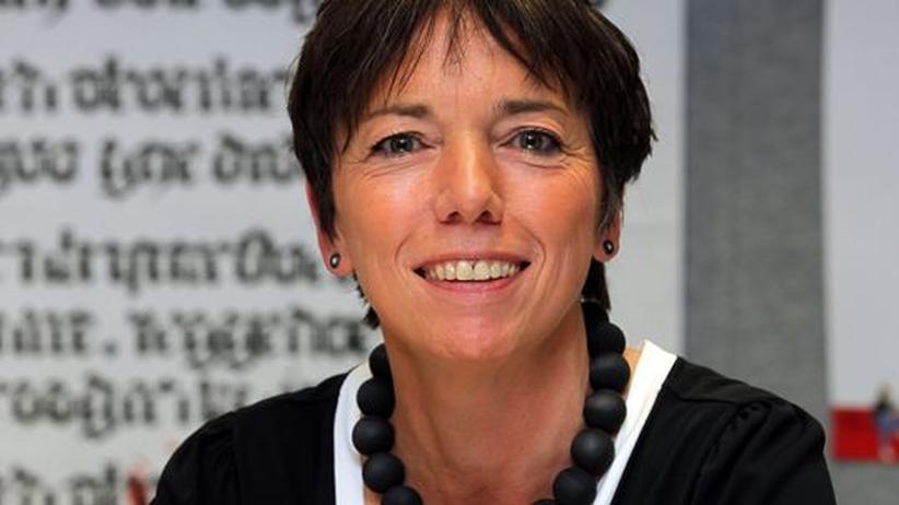 """Margot Käßmann: Margot Käßmann während ihrer Buchvorstellung """"Das große Du - Das Vaterunser"""""""
