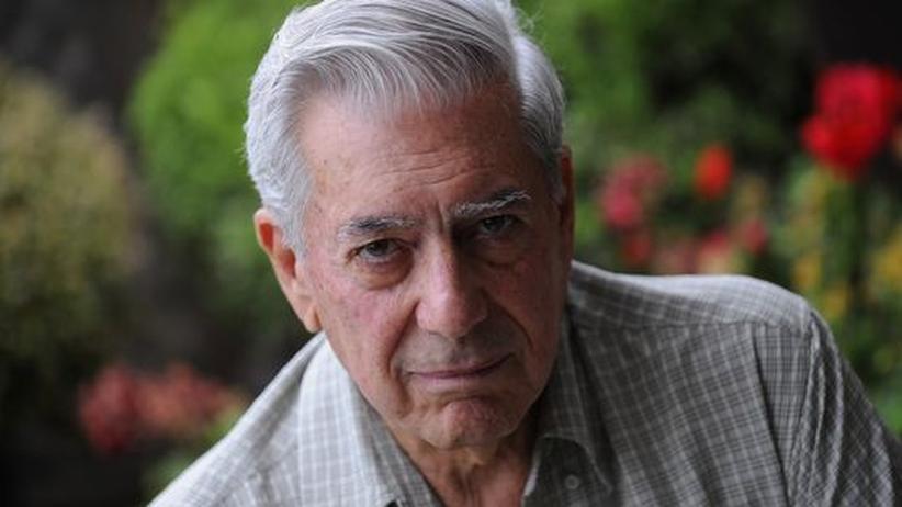 Auszeichnung: Mario Vargas Llosa erhält den Literaturnobelpreis